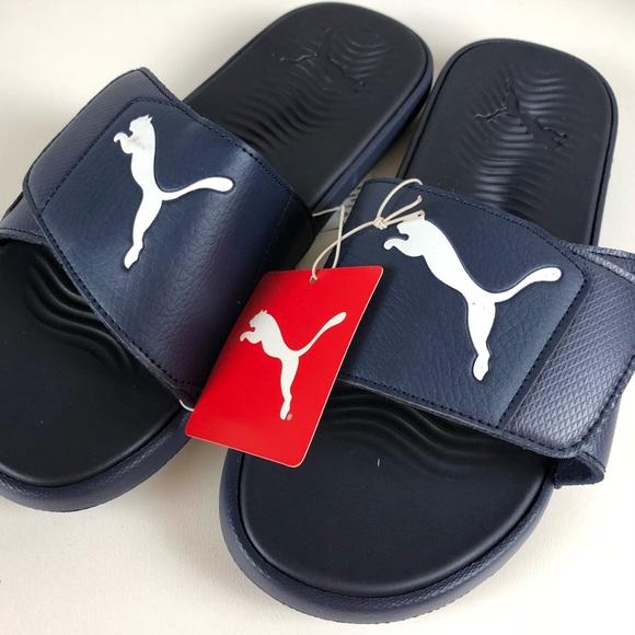 be694884328c Puma Starcat Adjustable Slide Sandals Mens NWT